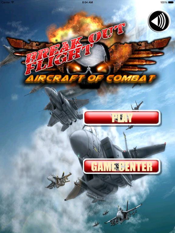 Break out Flight Aircraft Of Combat Pro - Amazing Fly Addictive Airforce screenshot 6