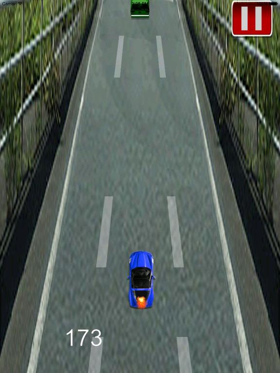 A Furios Car In A Fast City - A Crazy Adventure On Wheels screenshot 10