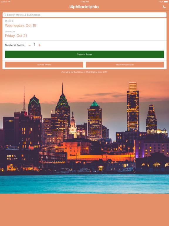 i4philadelphia - Philadelphia Hotels, Yellow Pages screenshot 6