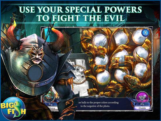 Grim Legends: The Dark City - Hidden Object Game screenshot 8