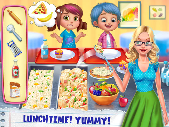 My Teacher - School Classroom Play & Learn screenshot 8