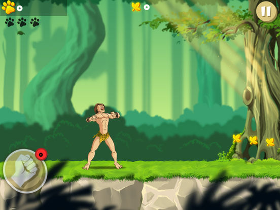 Tarzan Rescue Run screenshot 8