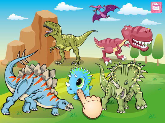 Dinopuzzle for kids and toddlers (Premium) screenshot 8