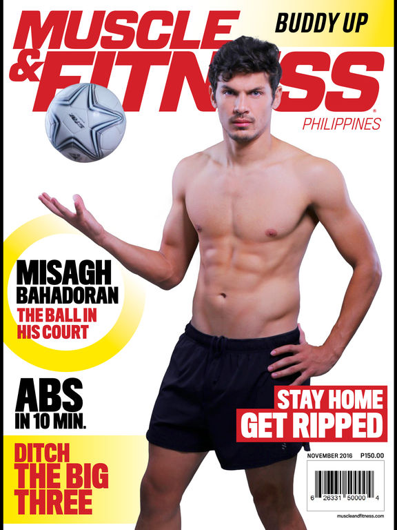 Muscle & Fitness Philippines screenshot 6