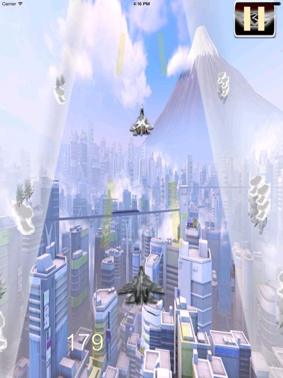Aircraft Blood Race - Amazing Flight Simulator Airforce screenshot 7