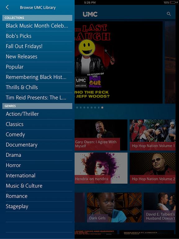 UMC: Best in Black Film & TV screenshot 7