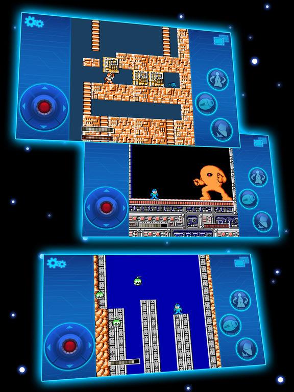 MEGA MAN MOBILE screenshot #4
