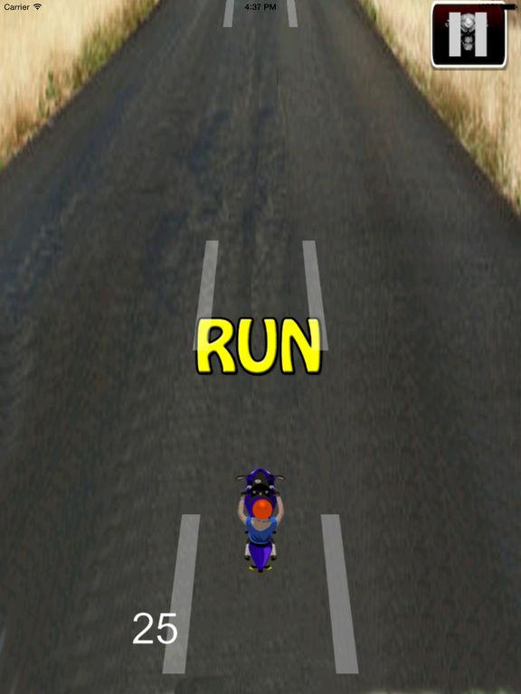 Motorcycle Chase Simulator - Fury In Two Wheels screenshot 10