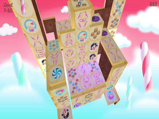 Sweet Candy Mahjong Free screenshot 9