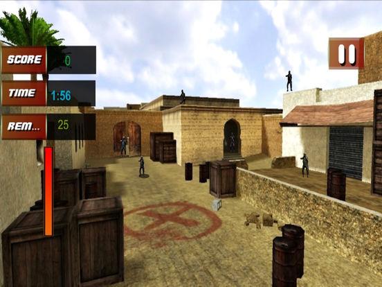 Killer Sniper 2016 : 3D Bravo Game screenshot 4
