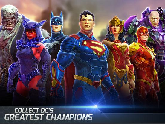 DC Legends: Fight Superheroes screenshot 5
