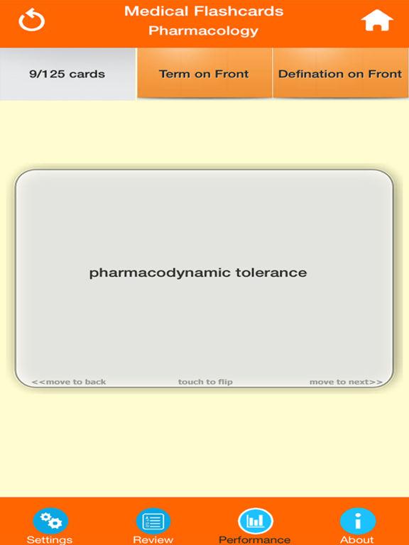Medical Science : Pharmacology Quiz screenshot 10