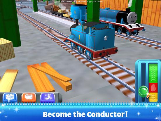 Thomas & Friends: Magic Tracks screenshot 7