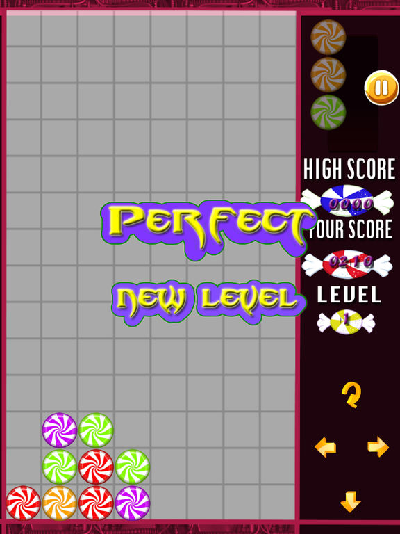 A Sweet Waterfall Blitz Pro - A Delicious Sweet Taste Adventure screenshot 7