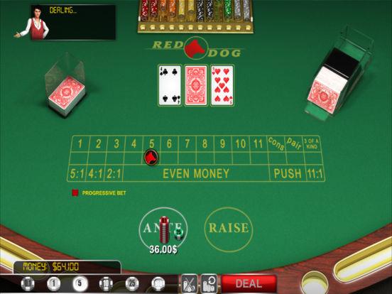 Red Dog Poker ® screenshot 3