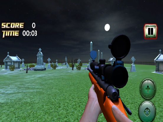 FPS Zombie Killer : Real Death Shooter screenshot 4