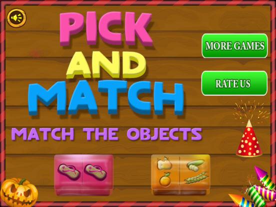 Pick & Match - Match The Objects Pro screenshot 7