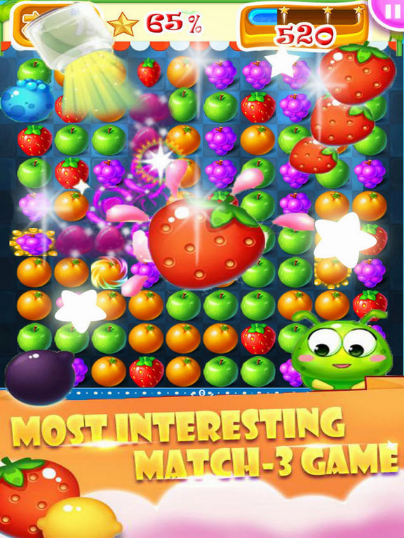 Farm Fruit Pop - Pro Smash Fruit screenshot 4