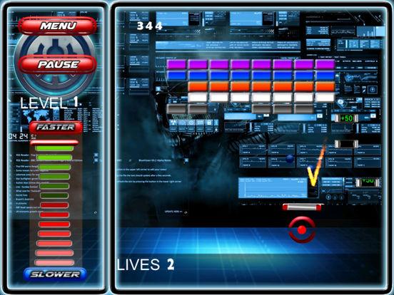 Arck Breakout War - The Addictive Blocks Simulator screenshot 7