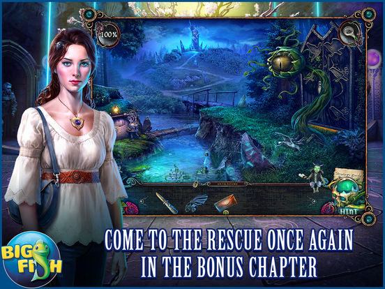 Witches' Legacy: Slumbering Darkness HD - A Hidden Object Mystery (Full) screenshot 4