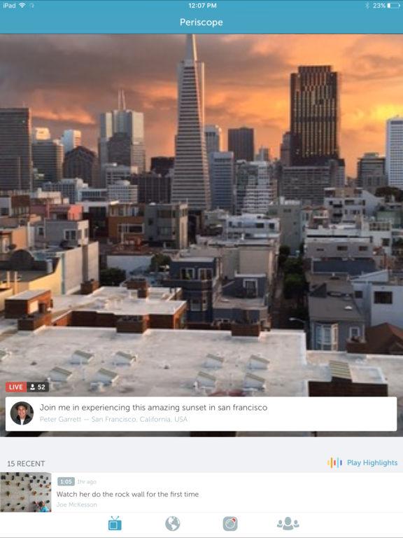 Periscope Live Video Streaming screenshot 6