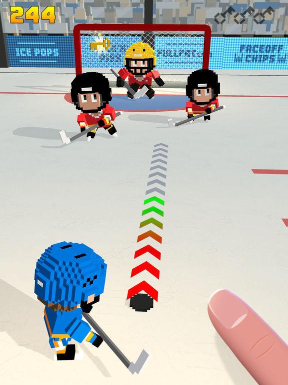 Blocky Hockey screenshot 7