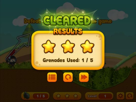 Grenade Toss ® screenshot 10