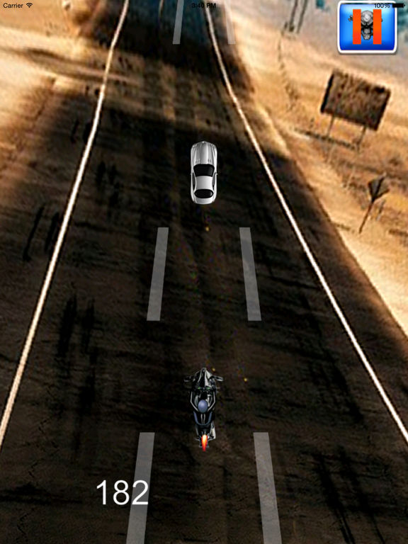 A Motorbike Rival In Race Pro - Powerful High Speed Driving screenshot 9