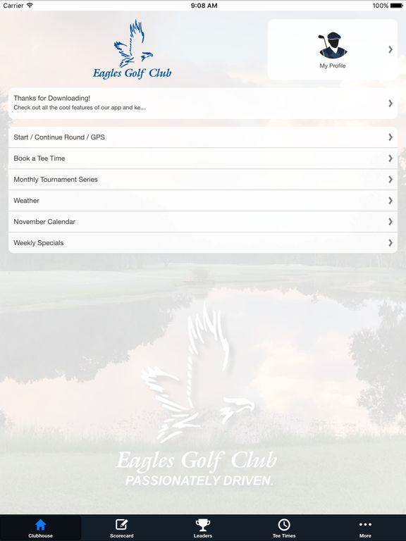 Eagles Golf Club screenshot 7