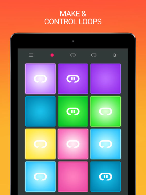 Drum Pad Machine - Beat Maker screenshot 9
