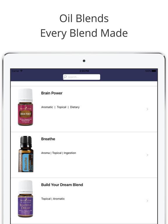 Essential Oils Pocket Reference screenshot 7
