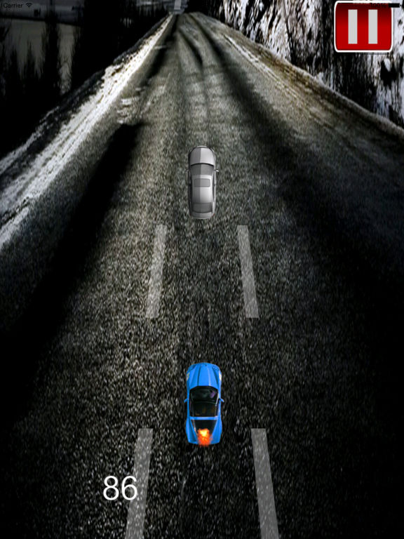 Clandestine Cars Race - A Hypnotic Game Of Driving screenshot 9