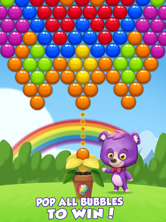Bubble Shooter! Rainbow screenshot 9