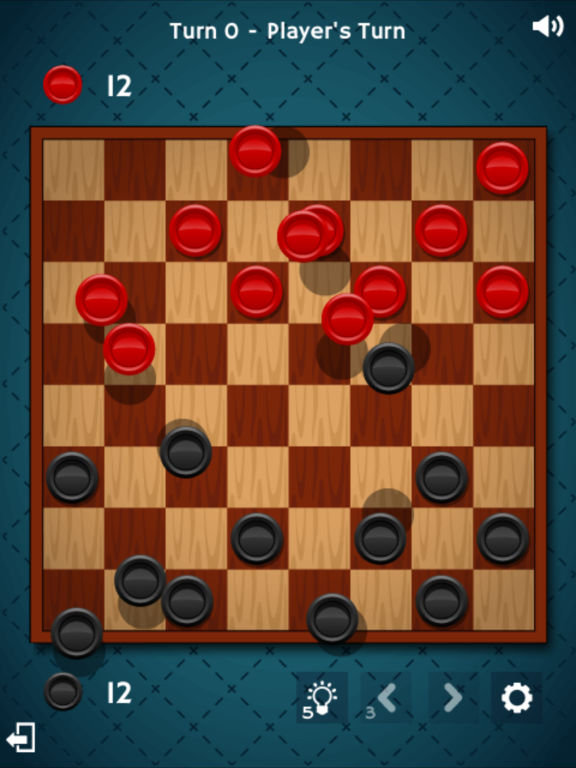 Casual Checkers screenshot 7