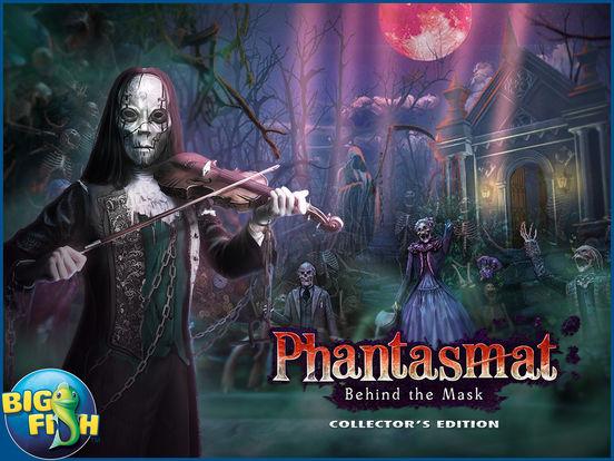 Phantasmat: Behind the Mask (Full) screenshot 10