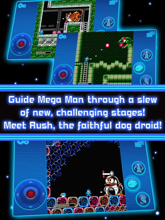 MEGA MAN 3 MOBILE screenshot 6