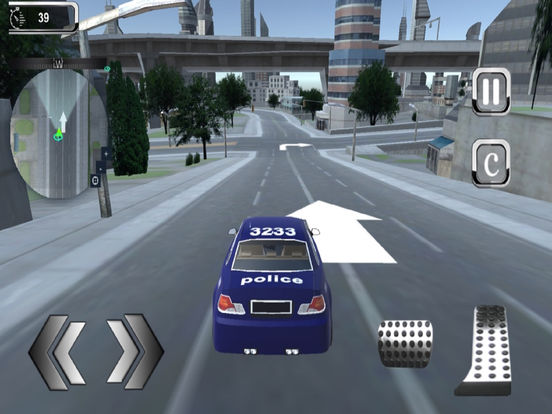 City Police Parking Kings : Highway Traffic Rush screenshot 4