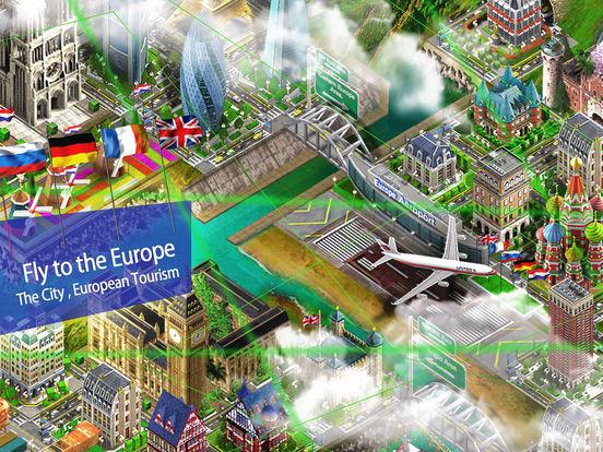 The City - European Tourism screenshot 5