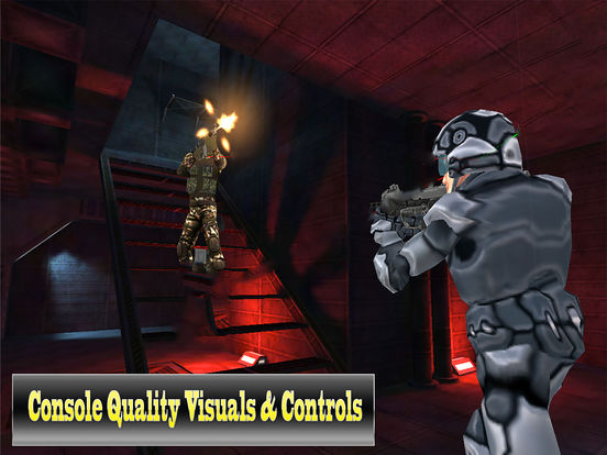 Robot Shooting Attack 3D : New Free Game screenshot 5