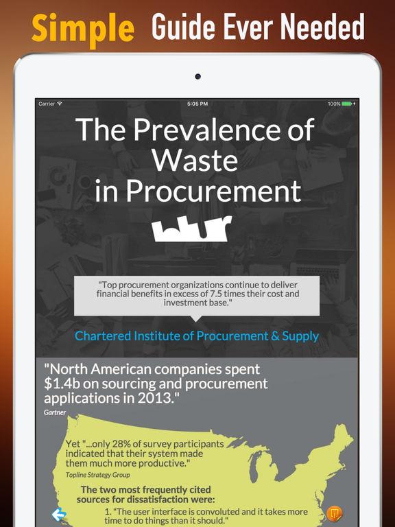 Purchasing and Procurement Dictionary-Quick Study screenshot 8