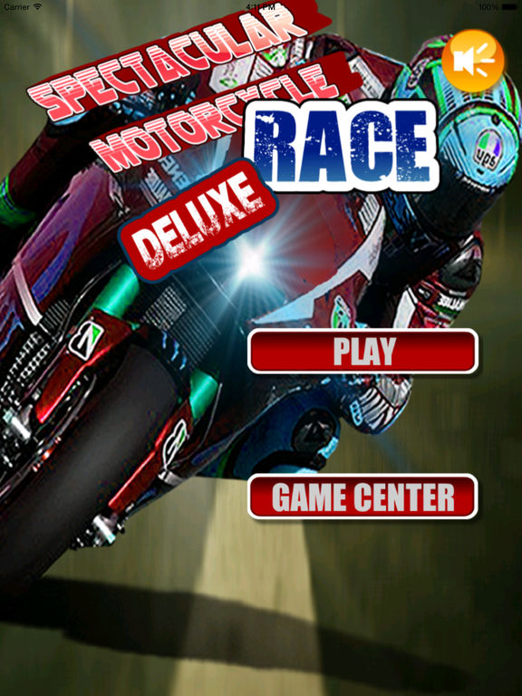 A Spectacular Motorcycle Race Deluxe Pro - Furious Extreme Speed Game screenshot 6