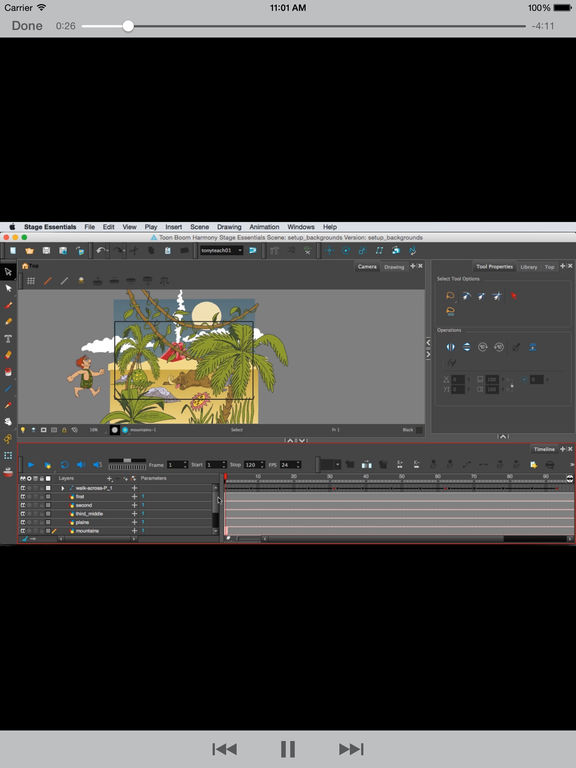 LearnFor ToonBoom screenshot 7