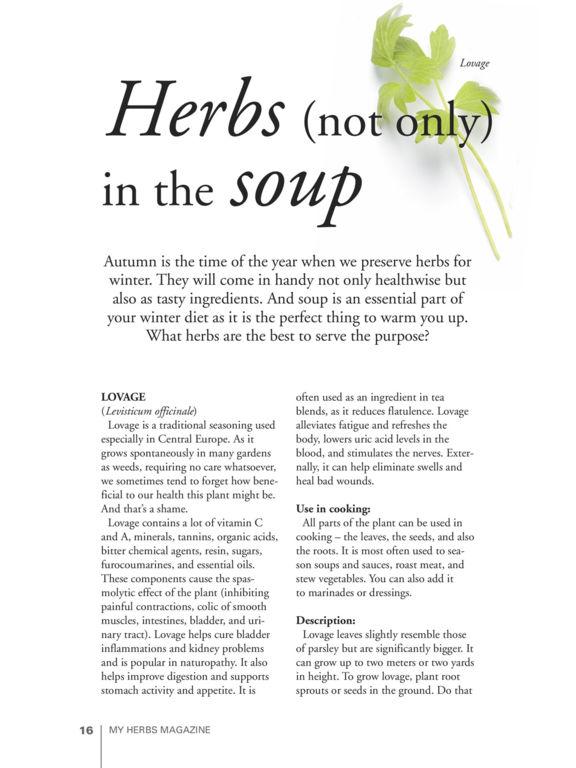 My Herbs Magazine screenshot 10