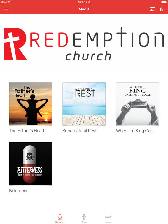 Redemption Church South Africa screenshot 4