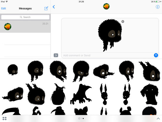 BADLAND Stickers screenshot 6