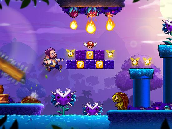 Super Mushroom World screenshot #2