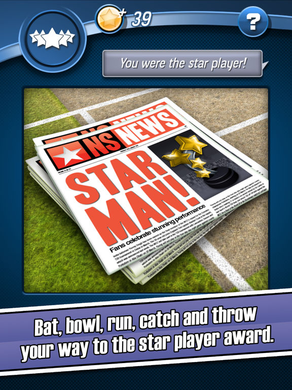 New Star Cricket screenshot 10