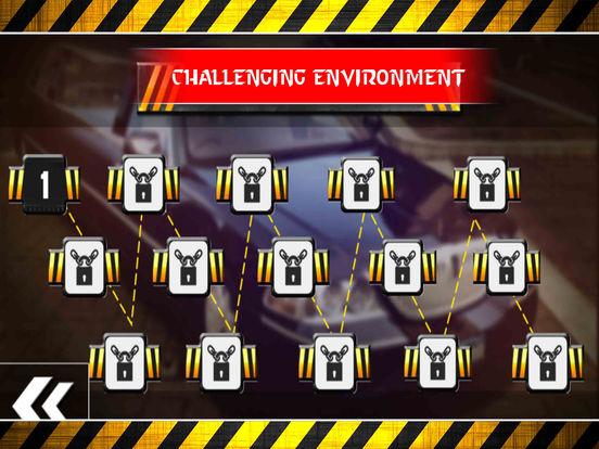 Garage Limousine Parking : 3D Free Par-King Game-s screenshot 7