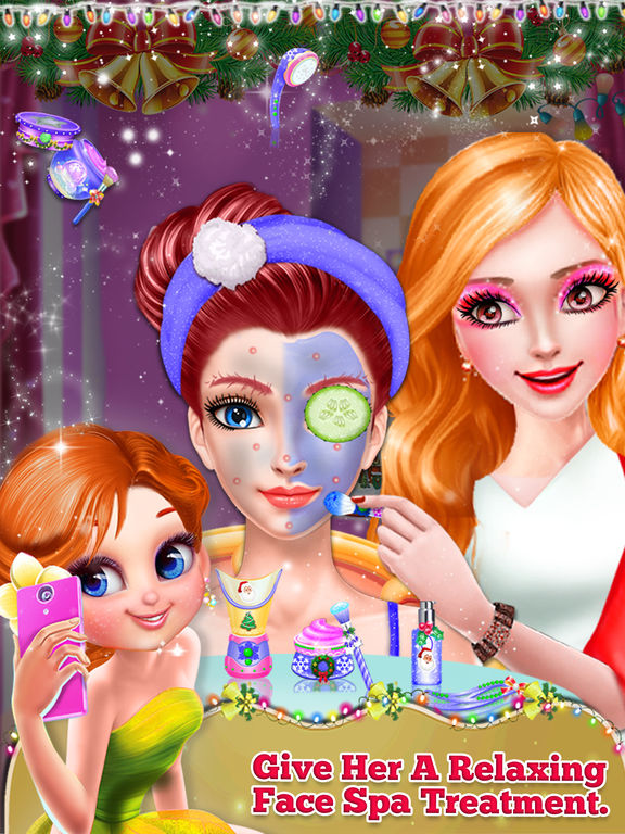 Christmas Prom Night Makeover screenshot 8
