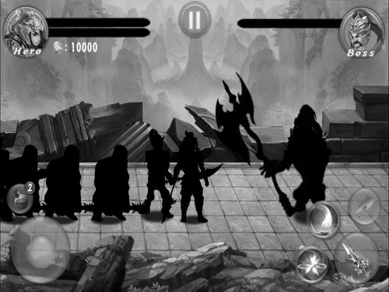 ARPG-Shadow Sword Pro screenshot 9